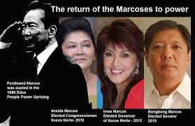 Return of the Marcoses