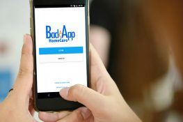 BackApp mobile app healthcare staffing solution now in PH