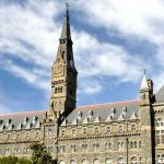 A conversation with Georgetown University students