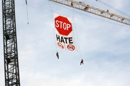 Increasing racial hate crimes