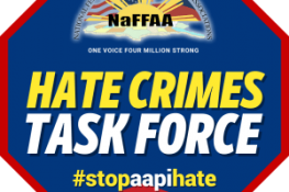 NaFFAA forms Hate Crimes Task Force in response to Anti-Asian attacks
