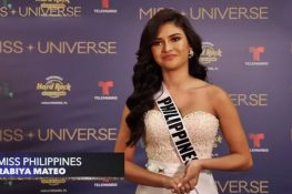 Rabiya Mateo makes it to the top 21 but skips the Miss Universe finals