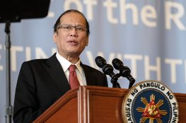 Former President Benigno Aquino dies, the nation mourns